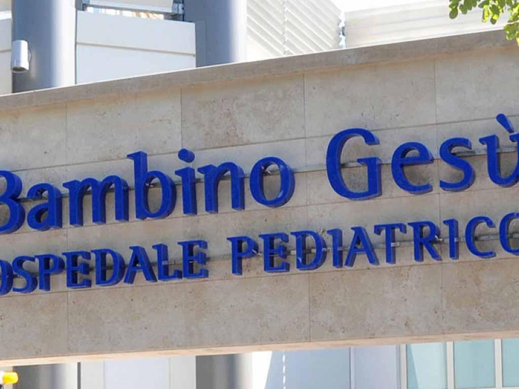 Agreement with Bambin Gesù Hospital